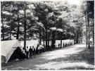 Camping at Goodwill Pines, Clinton, 1911