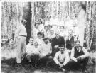 The Richardson family and others, Russia, ca. 1916