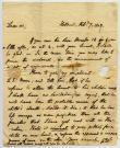 Benjamin Vaughan letter to a Dr. Page