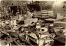 Fishing fleet, Eastport, ca. 1930