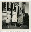 Lincoln County Bicentennial Event, Westport Island, 1960