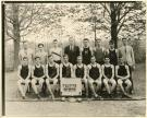 Monson Academy State Championship Track Team, Monson, 1935