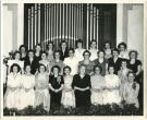 Community Women's Chorus, Dixfield, 1947