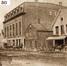 Northerly Side of Water Street ca. 1885