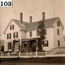 Tillson Dinsmore House, Skowhegan Ca.1900