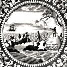 Landing of the Pilgrims at Plymouth, ca. 1820