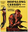 Hopalong Cassidy book jacket