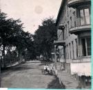 Elm Street, Skowhegan, ca. 1868