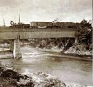 Railroad Bridge, Skowhegan, ca. 1870