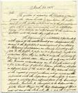 Call for a meeting to discuss separation from Massachusetts, April 1816
