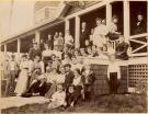 Visitors, Squirrel Inn, Squirrel Island, ca. 1900