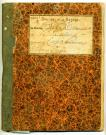 Entries from 'Emerald' log book, 1859