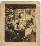 Shoemaker Francis Raynes, South Berwick ca. 1890