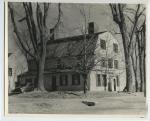 Francis Waldo - Daniel Dole House, Portland, ca. 1940