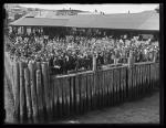 Crowd at Governors Convention, Portland, 1925