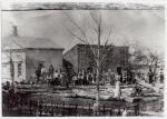 1850s shipyard