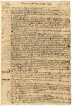 Narrative of voyage to Pemaquid, 1677