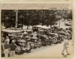 Stanley Steamer rally, Rangeley, 1984