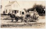 Barber Shop, Islesboro, ca. 1900
