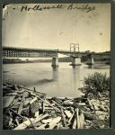 Hallowell Chelsea Bridge, Chelsea, ca. 1865