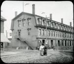 European and North American Railroad Western Depot, Bangor, 1904