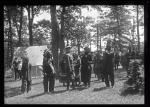 Native Americans and General Edwards in the Maine Centennial celebration, Portland, 1920