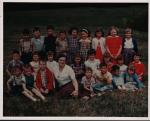 Surry Elementary students, Surry, 1958