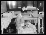Maternity Ward Nurse, Maine General Hospital, Portland, 1926