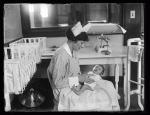 Maternity Ward Nurse, Maine General Hospital, Portland, 1926