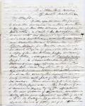 Cmdr. Preble request to Gen. G.F. Shepley, near Mobile, 1862