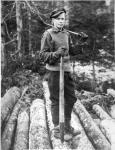 Lumberman, Patten, c.1900
