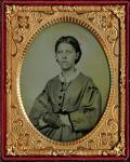 Jane Matilda Hadlock Sanford, Great Cranberry Island, ca. 1855