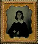 Abigail Cobb Hadlock Spurling Preble, Great Cranberry Island, ca. 1855 DUPLICATE DO NOT PUT ONLINE