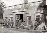 The Island Foundry, Skowhegan, ca. 1885