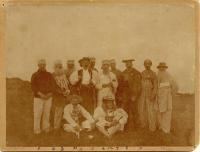Venerable Cunner Association members, Cape Elizabeth, 1895