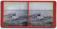 The Harbor from Main Street, Rockland, ca. 1875