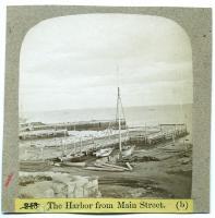 Harbor from Main Street, Rockland, ca. 1875
