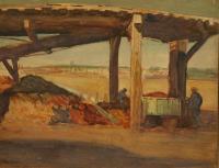 """The Old Dump,"" Portland, 1919"