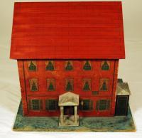 Wadsworth-Longfellow replica house, Portland, ca. 1905