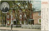 Longfellow House, Portland, ca. 1905