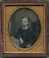 Henry W. Longfellow 2nd, Portland, ca. 1851
