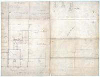 Plan of Longfellow and Preble lots, Portland, 1838