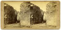 Cut in Williams Quarry, Rockland, ca. 1875