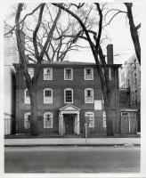 Wadsworth-Longfellow house, Portland, ca. 1961