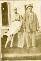 Noah and Harriet Pillsbury, Scarborough, ca. 1910