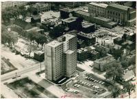 Franklin Towers, Portland, 1969