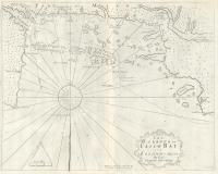Harbour of Casco Bay, Portland, 1720