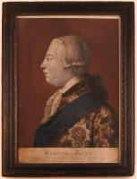 King George the Third, London, ca. 1770