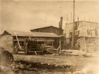 Hall's Lime Plant, Nadeau Lake, ca. 1925