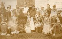 Indians of Pleasant Point, 1906